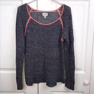[American Eagle] Purple Knit Sweater